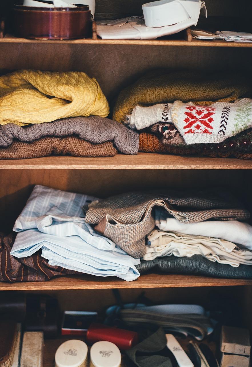 W co można zaopatrzyć szafę przed zimą?