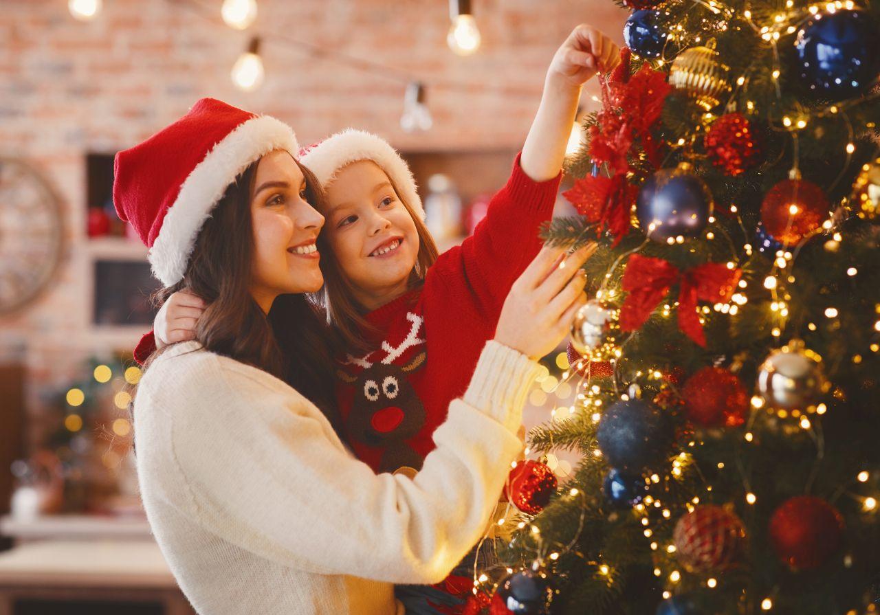 Jak ubrać dzieci na świąteczną kolację?