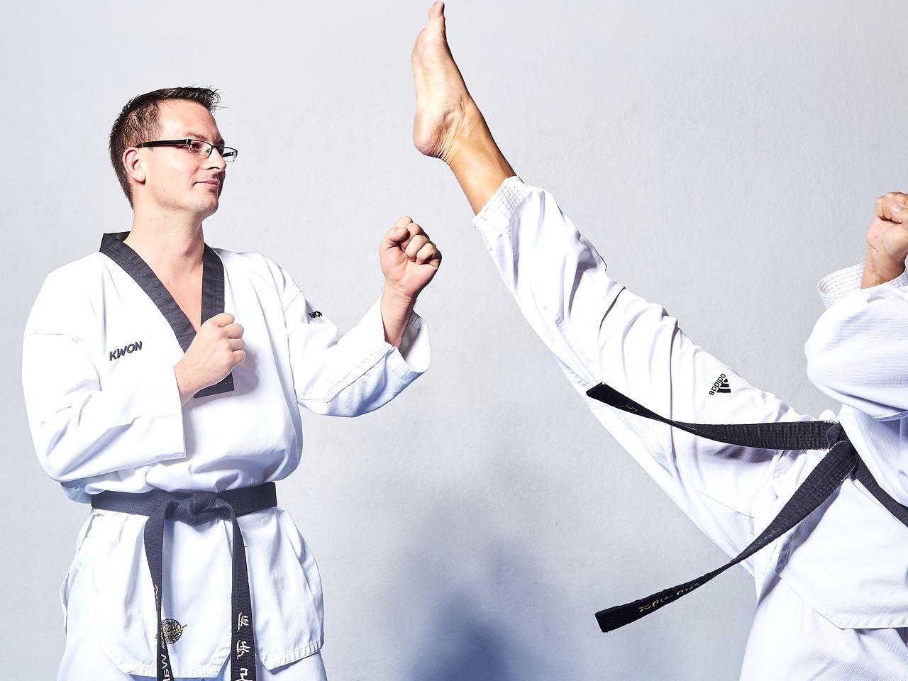 Taekwondo – jak zacząć?