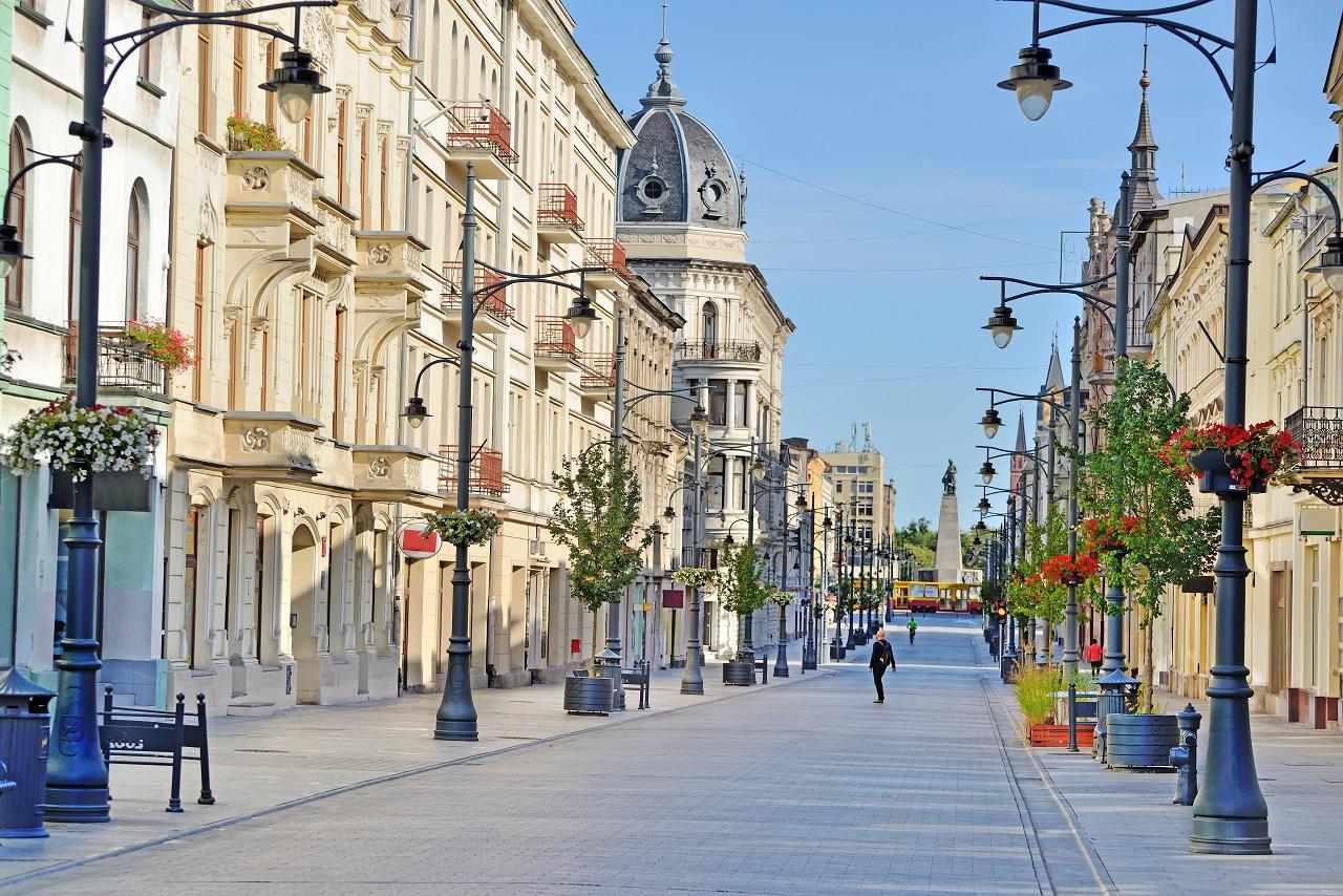 Jak pomóc niewidomym poruszać się po mieście?