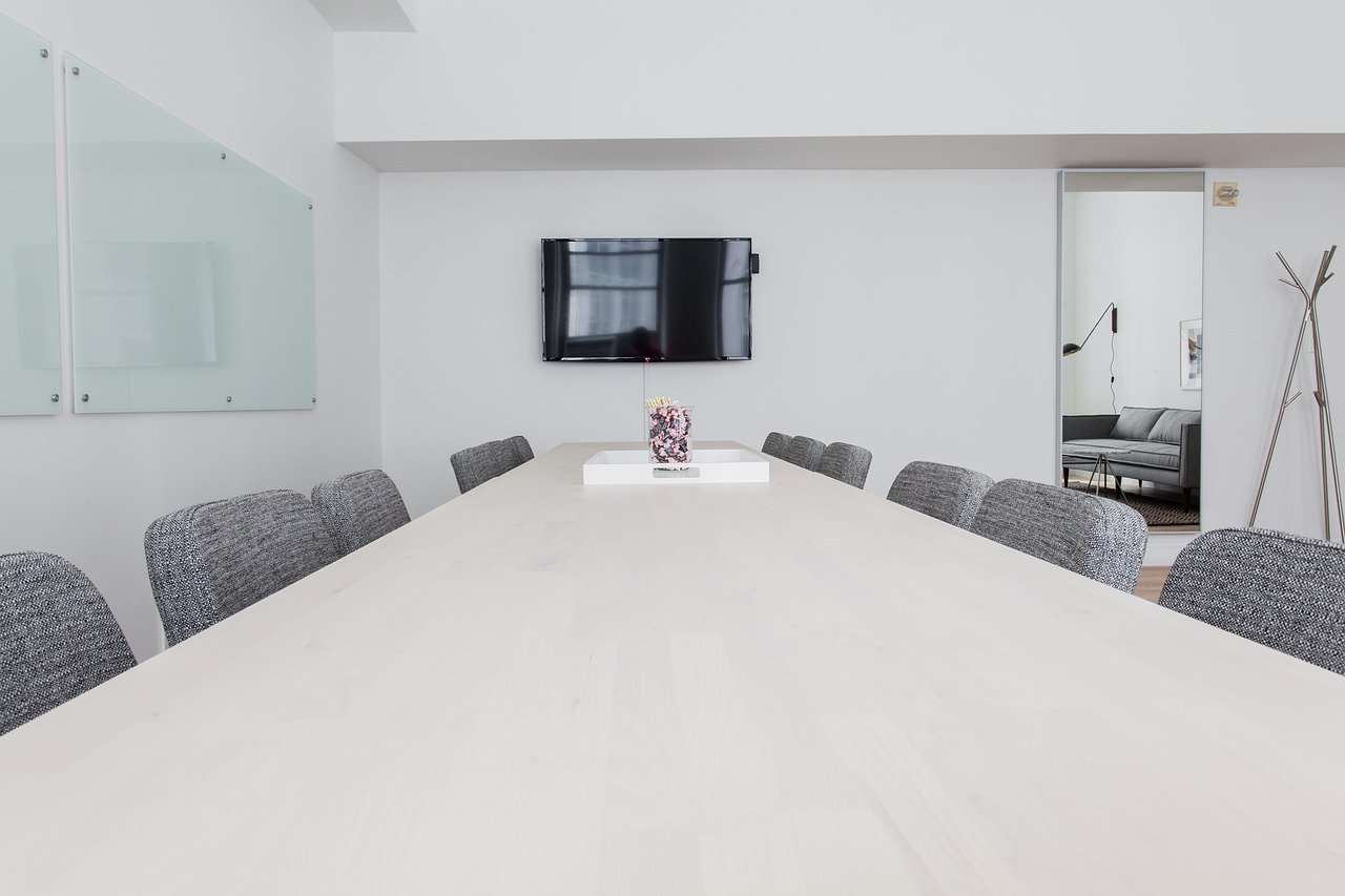 W jakim celu przeprowadza się wideokonferencje w firmie?